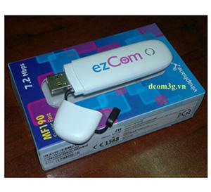 USB 3G Ezcom Vinaphone MF190 giá rẻ, kiểu dáng đẹp