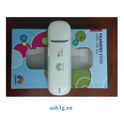 USB 3G Huawei E3131 HSPA+ 21.6Mbps tốc độ cao
