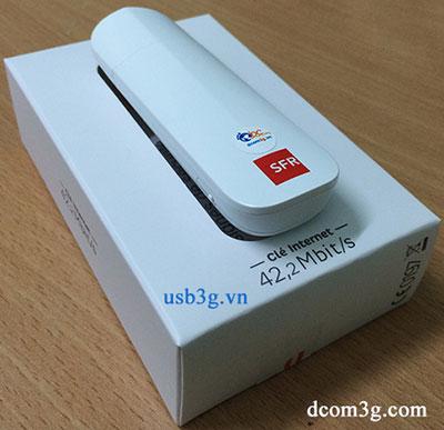 USB 3g Vinaphone E372u-8 42.2Mbps chính hãng cực tốt