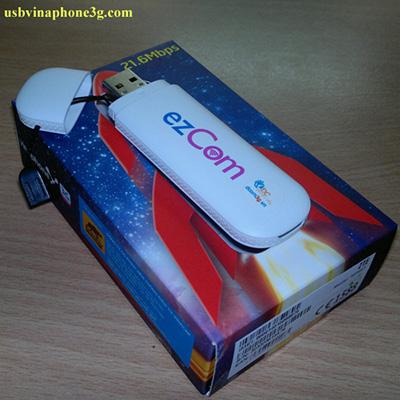 USB 3G ezcom vinaphone MF667 21.6Mbps chính hãng