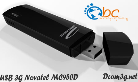 USB 3G Novatel Wireless MC950D chuyên Spam SMS