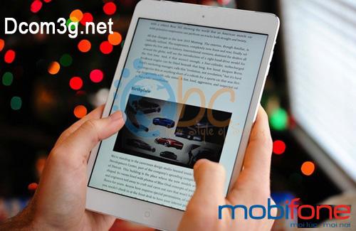 Sim 3G Mobifone trọn gói 12 tháng giá rẻ