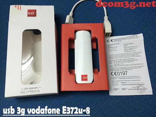 USB 3G Viettel SFR E372u-8 tốc độ cực nhanh 42.2Mbps