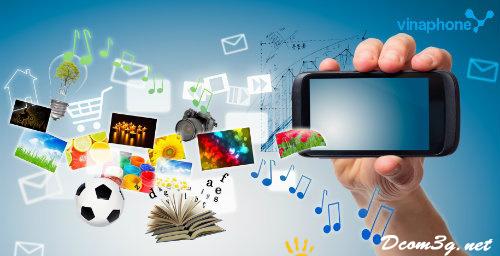 Sim 3g Vinaphone dung lượng lớn không giới hạn 36Gb/tháng