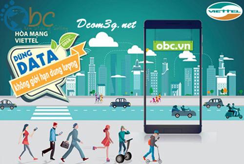 Sim 3G Viettel 144Gb dung lượng lớn khuyến mãi 1 năm
