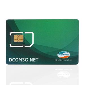 Sim 3G Viettel 84Gb giá rẻ khuyến mãi 12 tháng