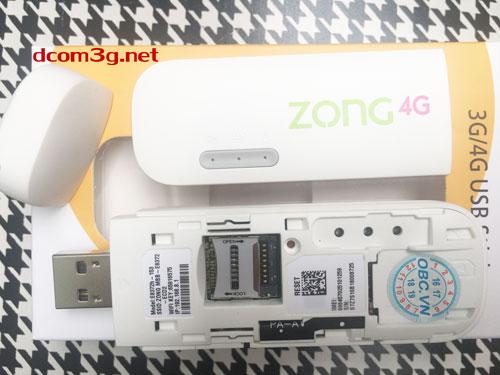 USB 4G phát wifi D6608 tốc độ cao chạy đa mạng