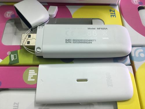 USB 4G ZTE MF825A tốc độ cao hàng chính hãng giá rẻ