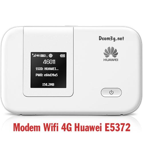 Router 4G Huawei E5372 – Bộ phát wifi 4G tốc độ cao