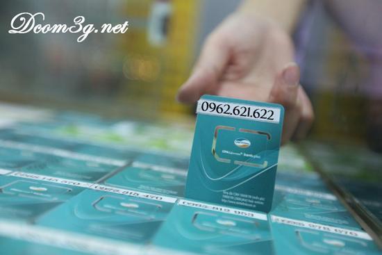 Sim 3G Viettel 24Gb trọn gói 6 tháng