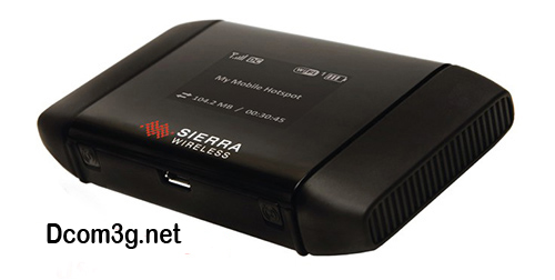 Router 3g Sierra Wireless AirCard 753S phát wifi