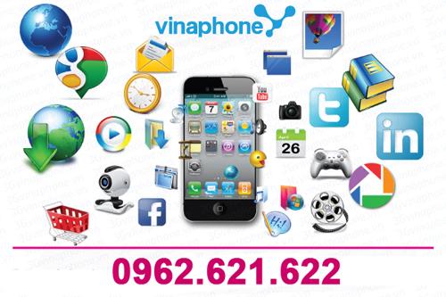 Sim 3G Vinaphone ezcom 144Gb dung lương lớn