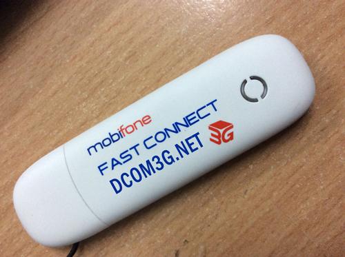 Dcom 3G Mobifone Mf190 chính hãng chạy đa mạng