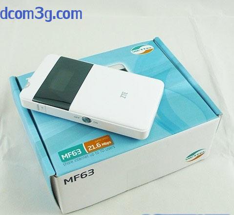 Router 3G Viettel Mf63 phát wifi tốc độ 21.6Mbps giá rẻ