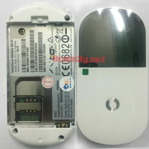 Bộ phát wifi từ sim Router 3G Vodafone R205 giá rẻ chính hãng